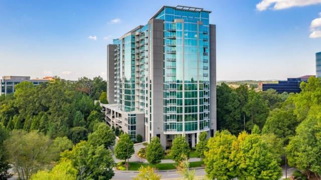 3300 Windy Ridge Parkway #1722, Atlanta, GA 30339 (MLS #6084258) :: The Bolt Group