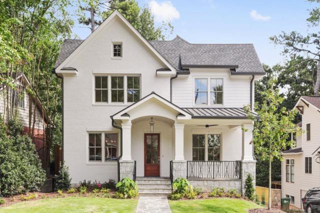 4 Park Circle NE, Atlanta, GA 30305 (MLS #6084284) :: Iconic Living Real Estate Professionals