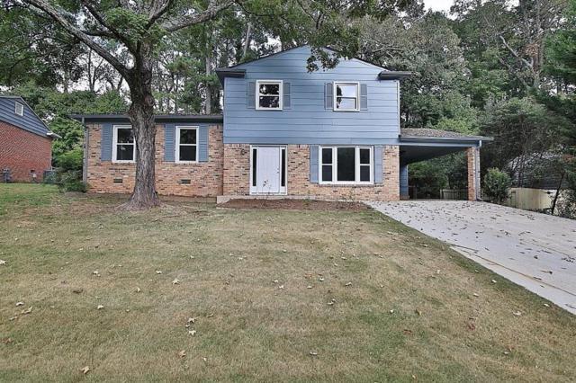 2776 Harrow Drive, Chamblee, GA 30341 (MLS #6084308) :: Rock River Realty