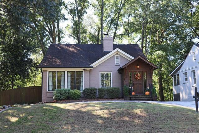 289 Lindbergh Drive NE, Atlanta, GA 30305 (MLS #6084312) :: The Zac Team @ RE/MAX Metro Atlanta