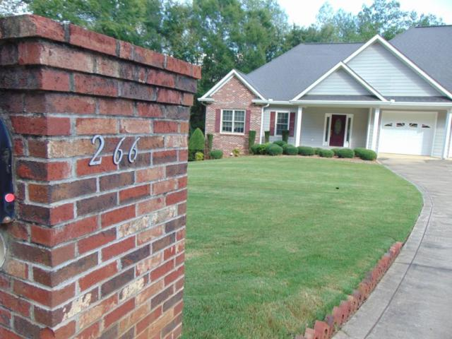 266 Ravenwood Drive SE, Rome, GA 30161 (MLS #6084335) :: Todd Lemoine Team