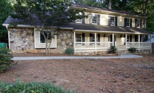 2177 Forestglade Drive, Stone Mountain, GA 30087 (MLS #6084353) :: The Cowan Connection Team