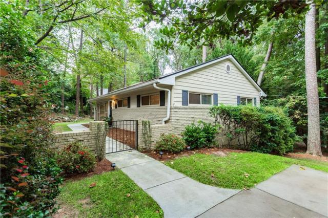 2449 Wawona Drive NE, Brookhaven, GA 30319 (MLS #6084363) :: The Russell Group