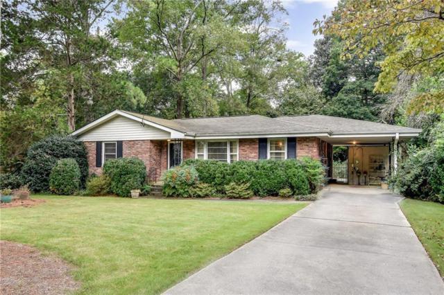1168 Ivy Court, Decatur, GA 30033 (MLS #6084372) :: Todd Lemoine Team
