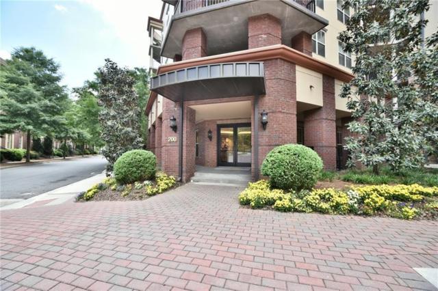 200 River Vista Drive #432, Atlanta, GA 30339 (MLS #6084469) :: Keller Williams Realty Cityside