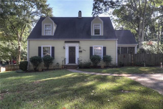 594 Cherokee Street NE, Marietta, GA 30060 (MLS #6084556) :: RE/MAX Paramount Properties