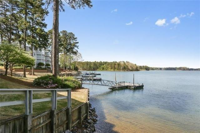 2100 Habersham Marina Road 302D, Cumming, GA 30041 (MLS #6084588) :: The North Georgia Group