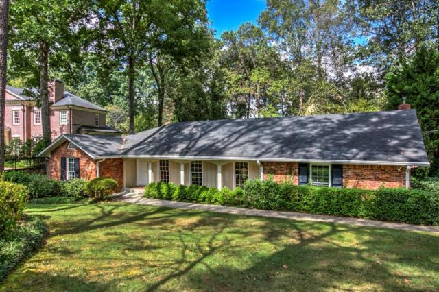 1040 Carter Drive NE, Atlanta, GA 30319 (MLS #6084611) :: Todd Lemoine Team
