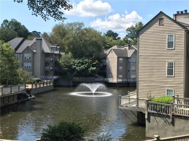 1001 Mill Pond Drive SE #1001, Smyrna, GA 30082 (MLS #6084718) :: The North Georgia Group