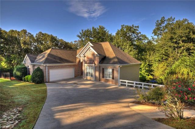 186 White Oak Ridge, Ellijay, GA 30540 (MLS #6084764) :: North Atlanta Home Team