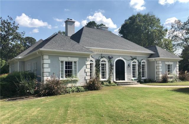 220 Thompson Springs Drive, Milton, GA 30004 (MLS #6084998) :: The Cowan Connection Team