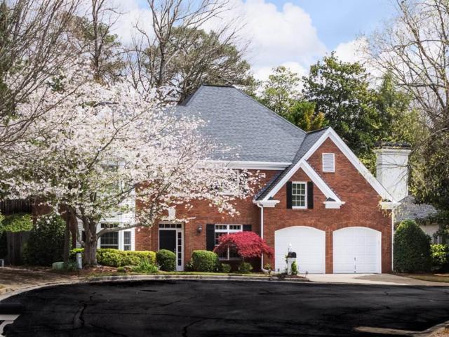 4117 Paran Pointe Drive NW, Atlanta, GA 30327 (MLS #6085185) :: The Cowan Connection Team