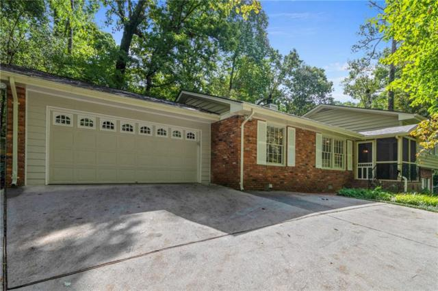 5195 Timber Trail South, Sandy Springs, GA 30342 (MLS #6085189) :: The Zac Team @ RE/MAX Metro Atlanta