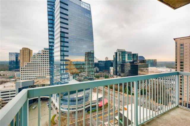 3324 Peachtree Road NE #1517, Atlanta, GA 30326 (MLS #6085192) :: The North Georgia Group