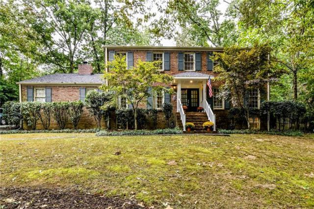 780 Spalding Drive, Atlanta, GA 30328 (MLS #6085232) :: Rock River Realty