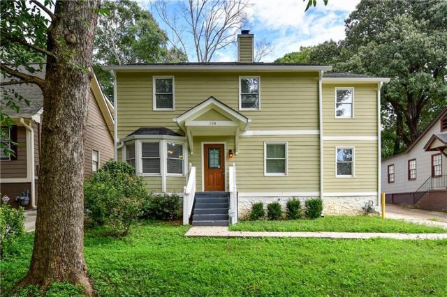 124 Wyman Street SE, Atlanta, GA 30317 (MLS #6085241) :: RE/MAX Prestige