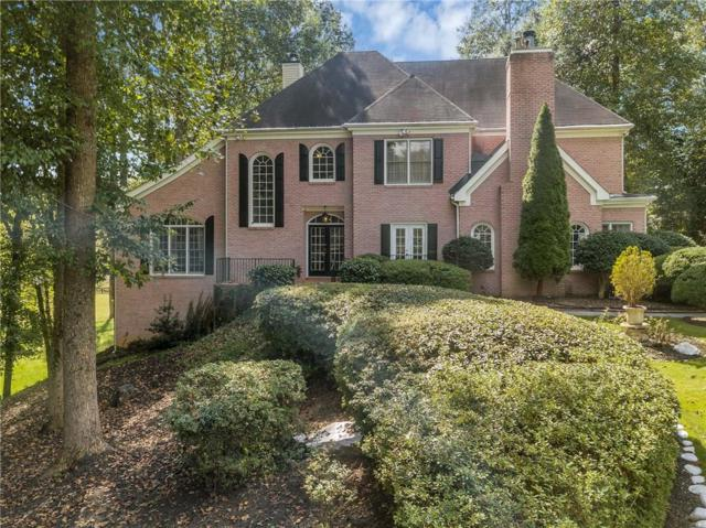 14735 Glencreek Way, Alpharetta, GA 30004 (MLS #6085278) :: The Cowan Connection Team