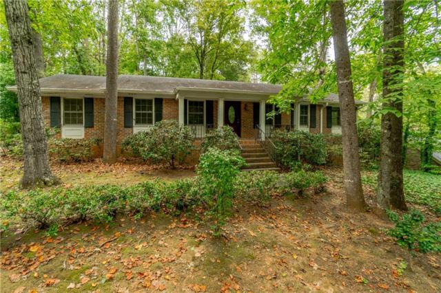 330 W Spalding Drive, Sandy Springs, GA 30328 (MLS #6085280) :: The Cowan Connection Team