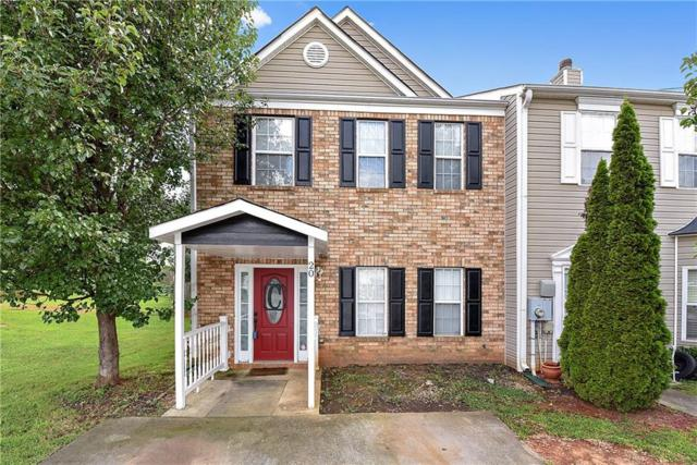 20 Haley Place, Cartersville, GA 30121 (MLS #6085321) :: The North Georgia Group