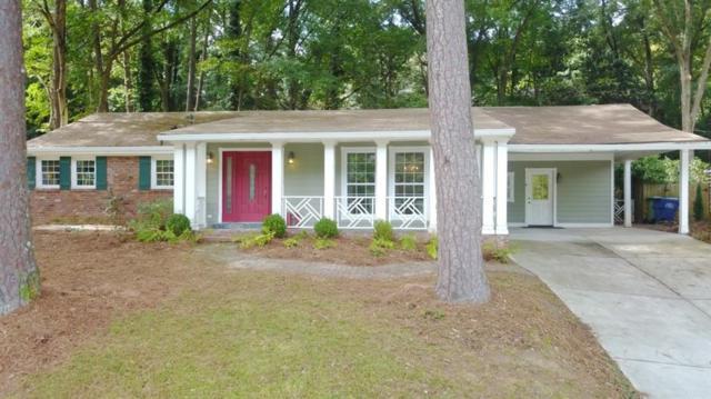 2478 Fernleaf Court NW, Atlanta, GA 30318 (MLS #6085340) :: North Atlanta Home Team