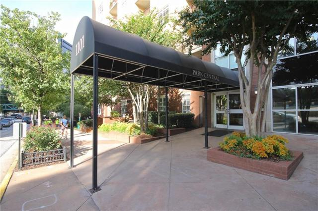 1101 Juniper Street NE #1224, Atlanta, GA 30309 (MLS #6085352) :: The Zac Team @ RE/MAX Metro Atlanta