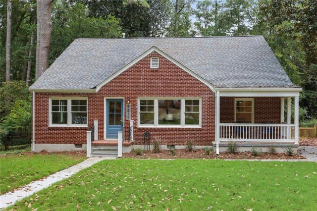1817 Dyson Drive, Druid Hills, GA 30030 (MLS #6085440) :: The Russell Group