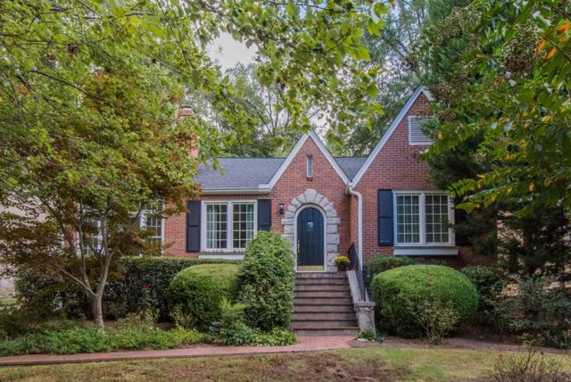 509 Princeton Way NE, Atlanta, GA 30307 (MLS #6085461) :: The Russell Group