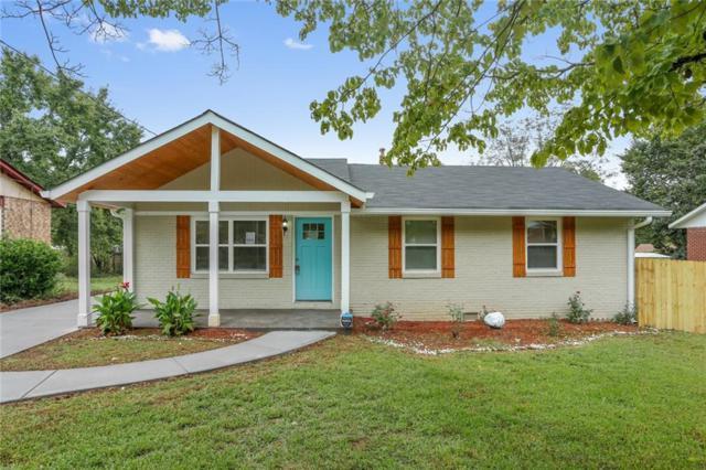 1198 Kipling Street SE, Atlanta, GA 30315 (MLS #6085472) :: The Hinsons - Mike Hinson & Harriet Hinson