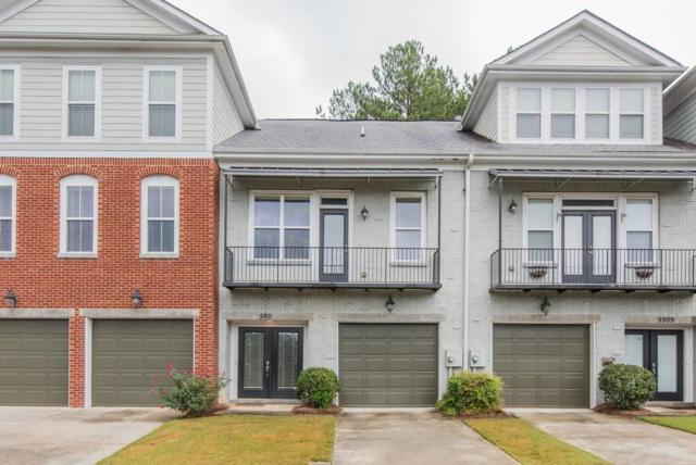 5911 Brookside Oak Circle, Norcross, GA 30093 (MLS #6085506) :: The North Georgia Group