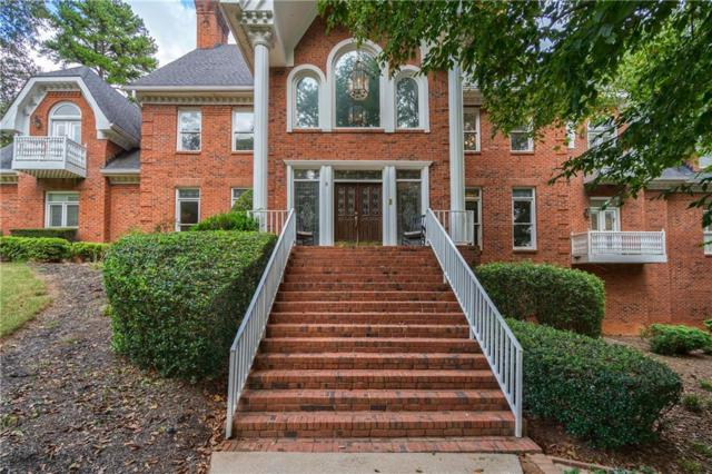 3691 River Mansion Drive, Peachtree Corners, GA 30096 (MLS #6085657) :: Rock River Realty