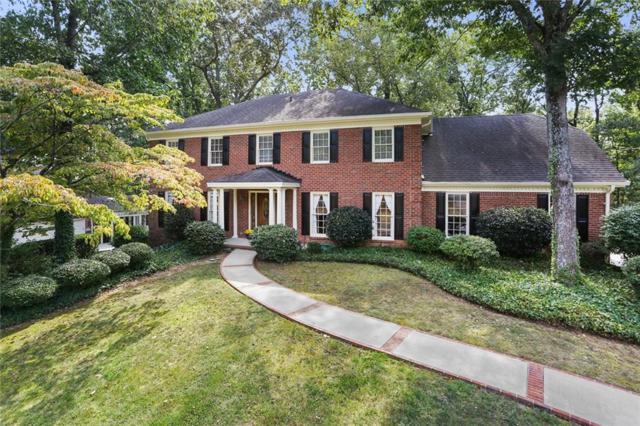 1258 Mile Post Drive, Dunwoody, GA 30338 (MLS #6085702) :: North Atlanta Home Team