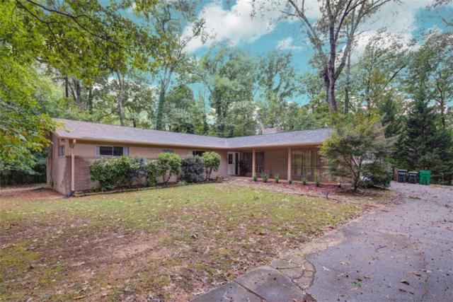 4472 N Peachtree Road, Dunwoody, GA 30338 (MLS #6085743) :: Good Living Real Estate