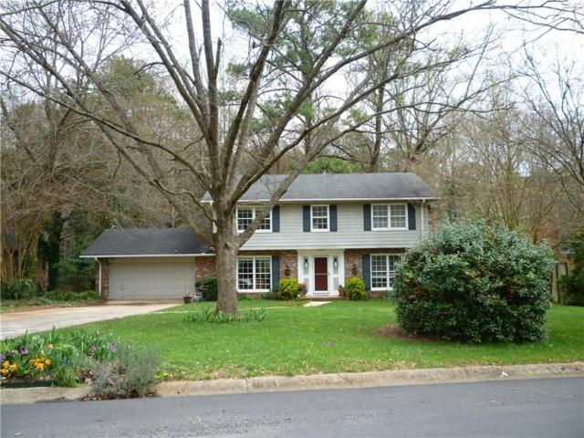 2026 Walton Woods Circle, Tucker, GA 30084 (MLS #6085816) :: The Russell Group