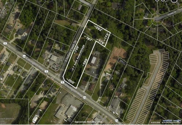 4468 Covington Highway, Decatur, GA 30035 (MLS #6085851) :: North Atlanta Home Team