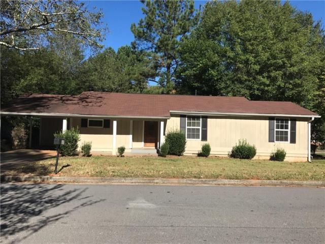 974 Park West Lane, Stone Mountain, GA 30088 (MLS #6085873) :: RE/MAX Paramount Properties