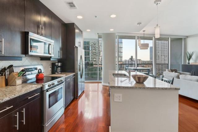 1080 Peachtree Street #1009, Atlanta, GA 30309 (MLS #6085906) :: The North Georgia Group