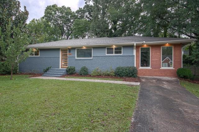 318 Morgan Place SE, Atlanta, GA 30317 (MLS #6085944) :: The Russell Group