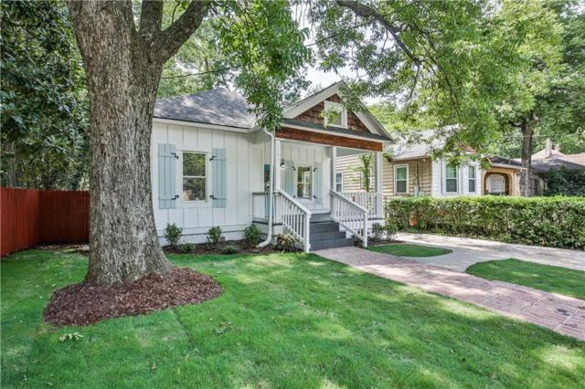 1391 SW Beatie Ave Avenue, Atlanta, GA 30310 (MLS #6085981) :: The Russell Group