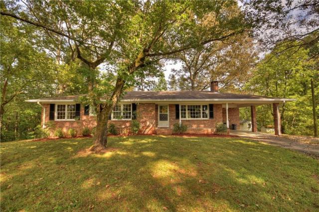 3893 E Hwy 52, Ellijay, GA 30536 (MLS #6086001) :: Path & Post Real Estate