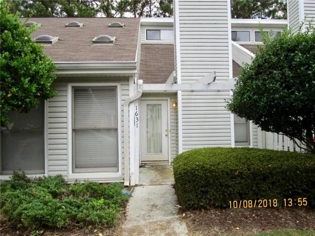 1631 Homestead Trail #1631, Alpharetta, GA 30004 (MLS #6086069) :: North Atlanta Home Team