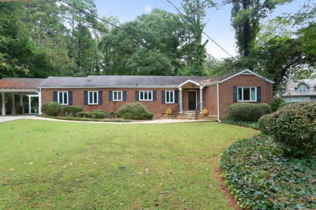 2905 W Roxboro Road NE, Atlanta, GA 30324 (MLS #6086135) :: Todd Lemoine Team