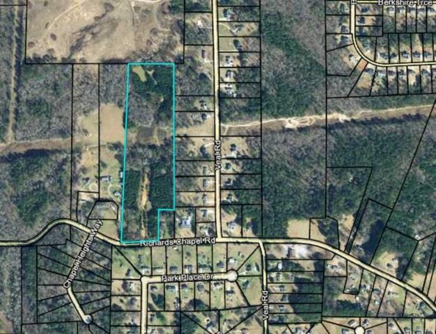0 Richards Chapel Rd, Covington, GA 30016 (MLS #6086156) :: RE/MAX Paramount Properties
