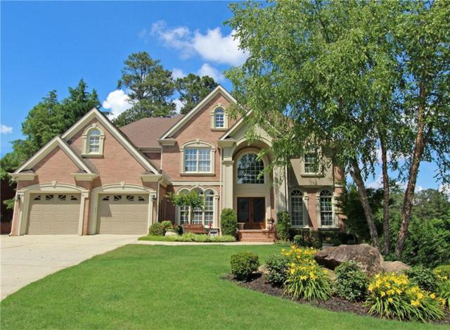5976 Downington Ridge NW, Acworth, GA 30101 (MLS #6086175) :: The Russell Group