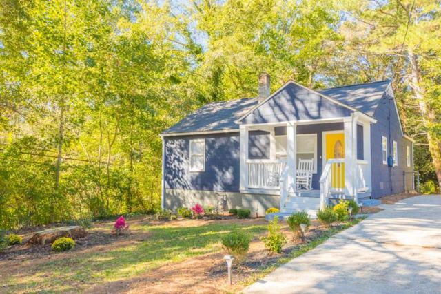 2011 Mcafee Place, Decatur, GA 30032 (MLS #6086307) :: The Hinsons - Mike Hinson & Harriet Hinson