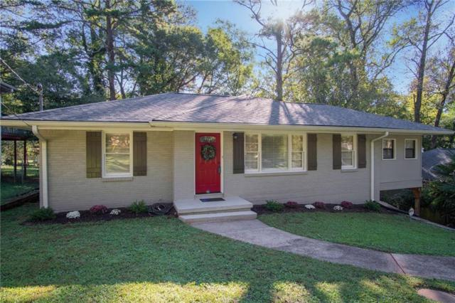 2050 Holly Hill Drive, Decatur, GA 30032 (MLS #6086313) :: The Russell Group