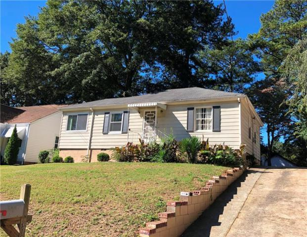 2709 Humphries Street, East Point, GA 30344 (MLS #6086353) :: RCM Brokers