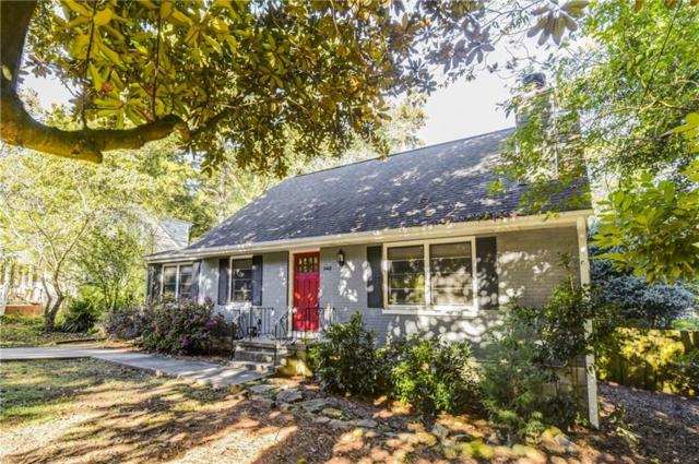 2468 Woodridge Drive, Decatur, GA 30033 (MLS #6086437) :: RE/MAX Paramount Properties