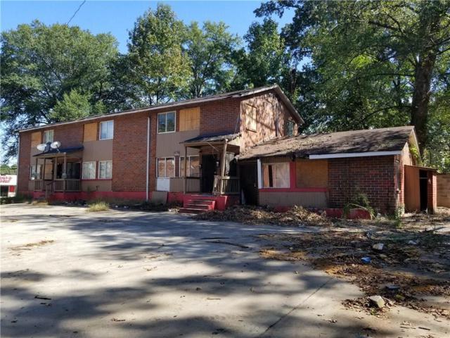1174 Joseph E Boone Boulevard NW, Atlanta, GA 30314 (MLS #6086494) :: Keller Williams Realty Cityside