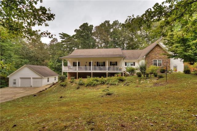 387 Leonard Evans Road, Ellijay, GA 30540 (MLS #6086556) :: RE/MAX Paramount Properties
