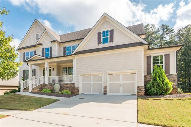 770 Crescent Circle, Canton, GA 30115 (MLS #6086565) :: The North Georgia Group
